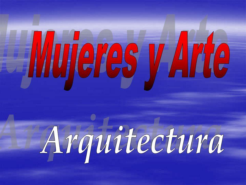 Mujeres y Arte Arquitectura