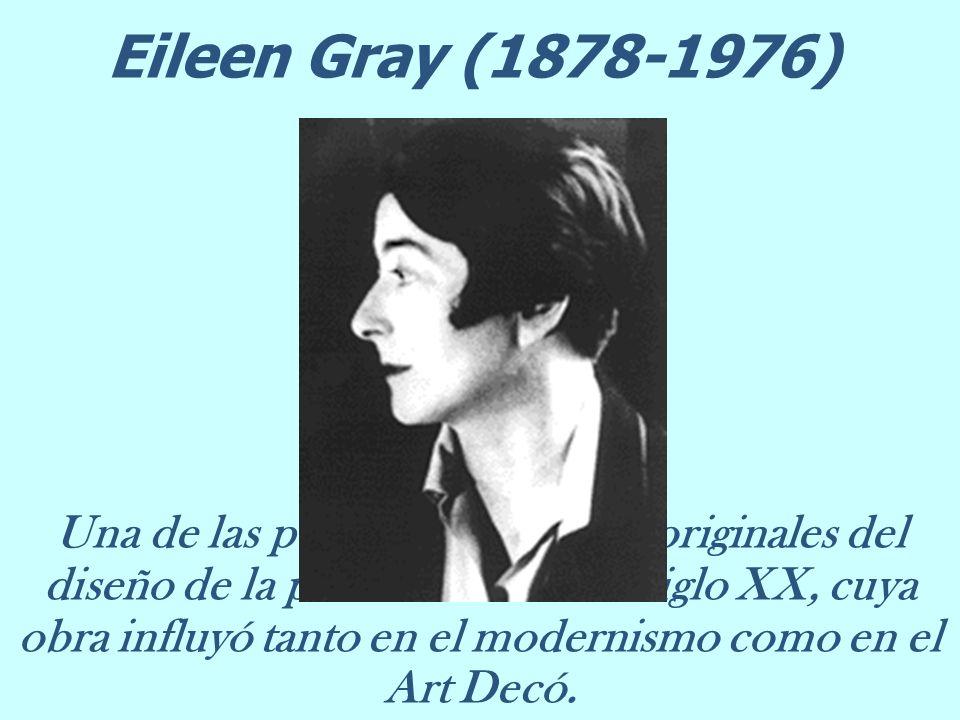 Eileen Gray (1878-1976)