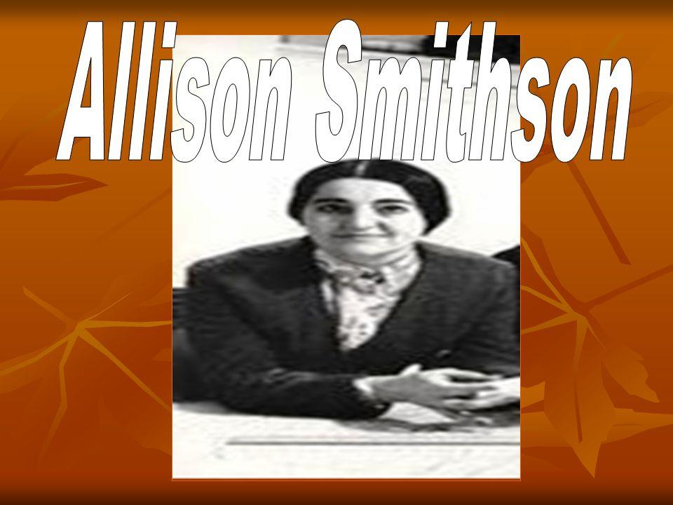 Allison Smithson