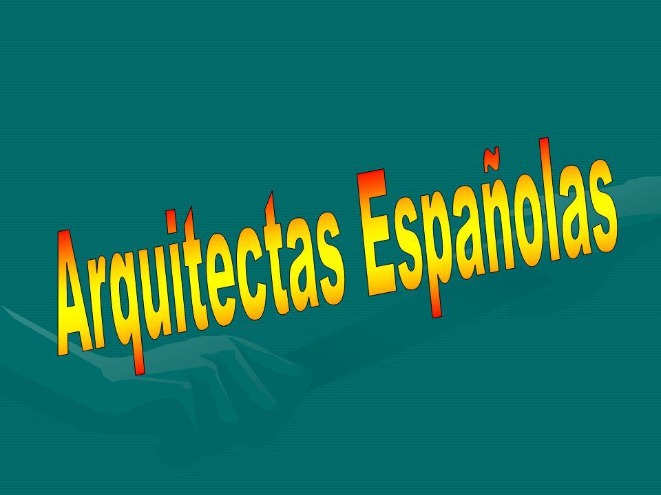 Arquitectas Españolas