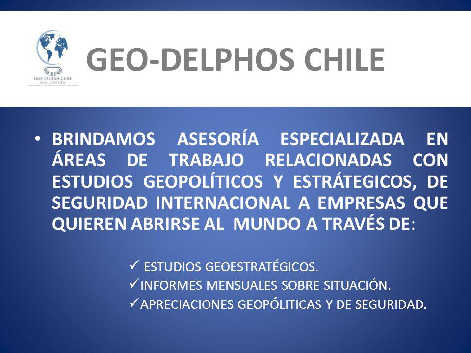 GEO-DELPHOS CHILE QUE HACEMOS