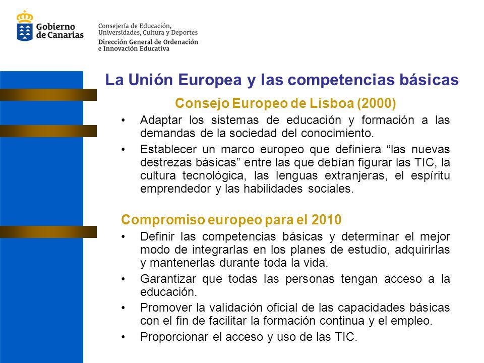 Consejo Europeo de Lisboa (2000)