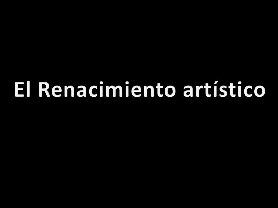 El Renacimiento artístico