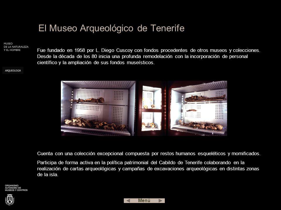 El Museo Arqueológico de Tenerife