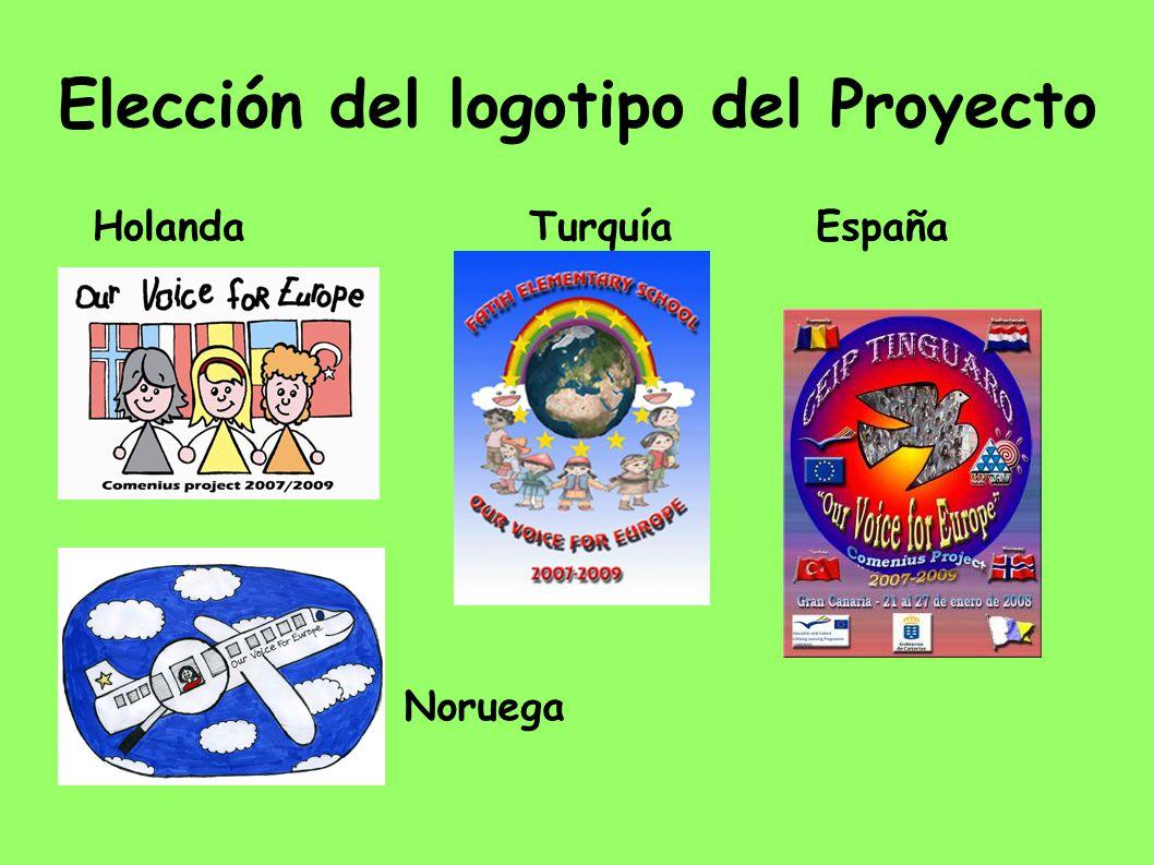 Elección del logotipo del Proyecto