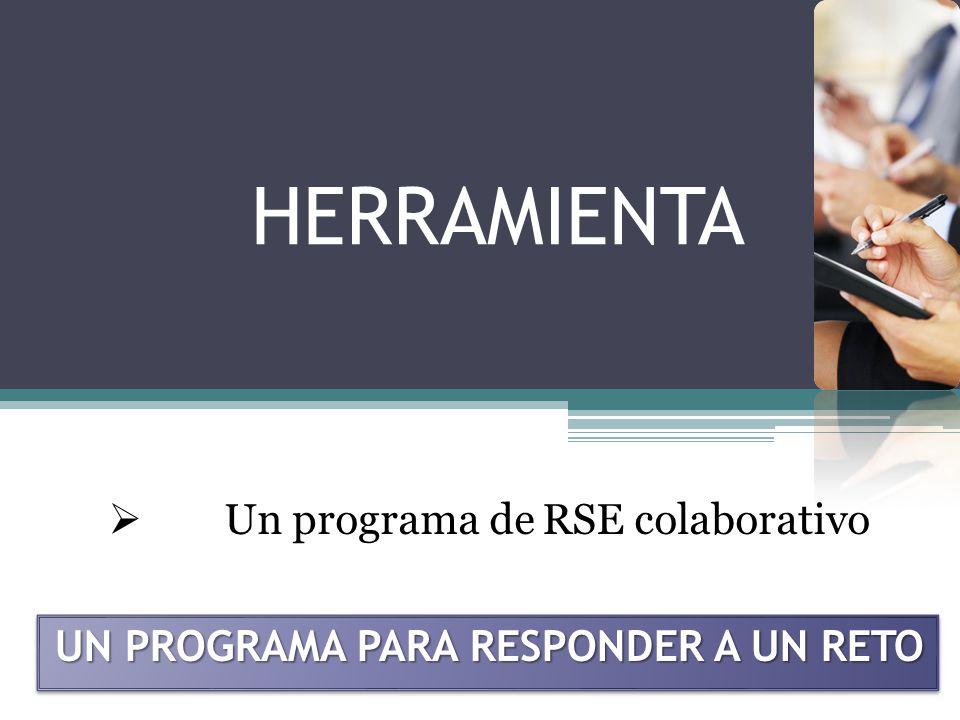 HERRAMIENTA Un programa de RSE colaborativo