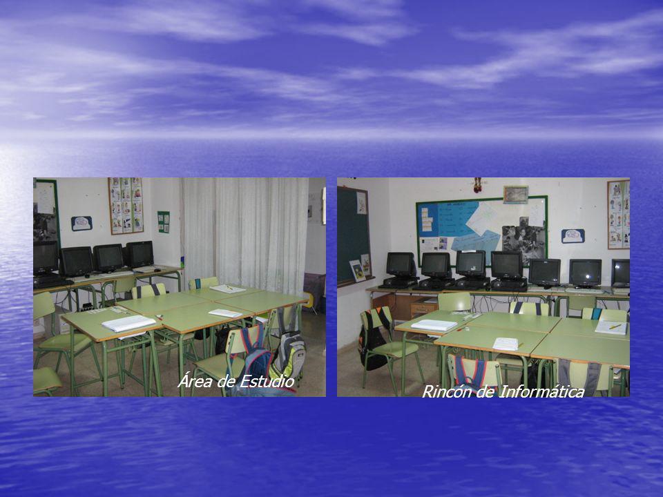 Área de Estudio Rincón de Informática