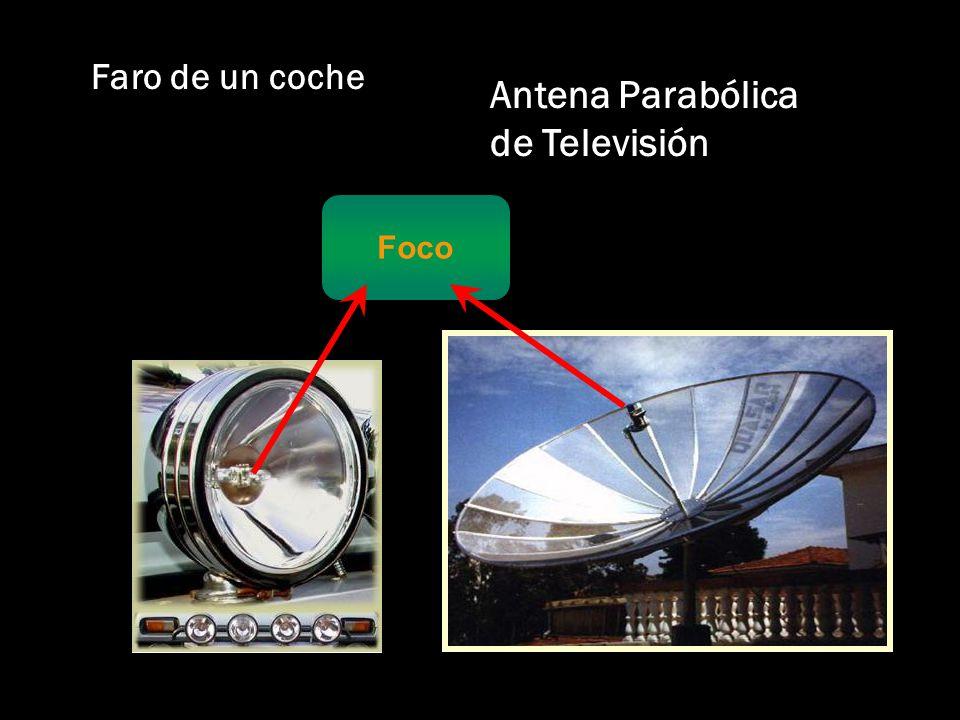 Faro de un coche Antena Parabólica de Televisión Foco