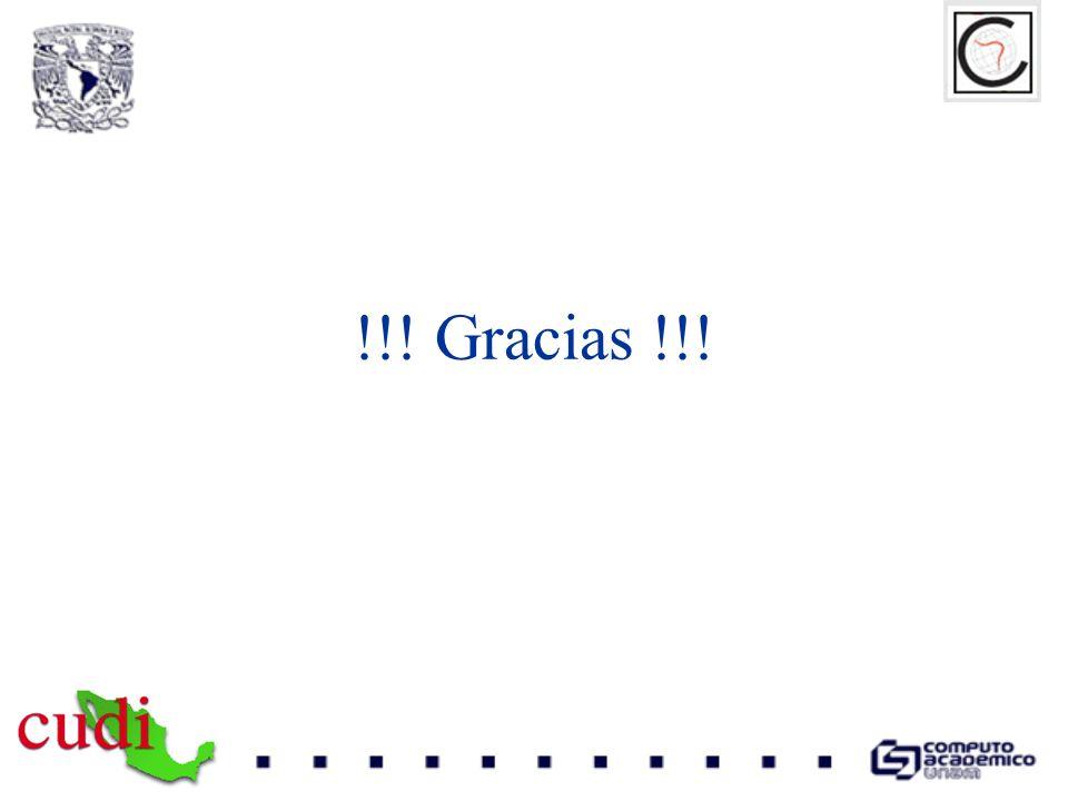 !!! Gracias !!!