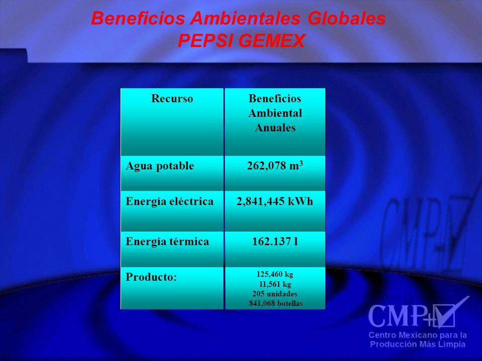 Beneficios Ambientales Globales