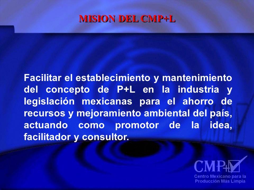MISION DEL CMP+L
