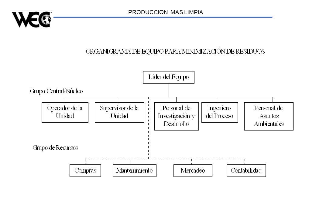 PRODUCCION MAS LIMPIA Statistics: