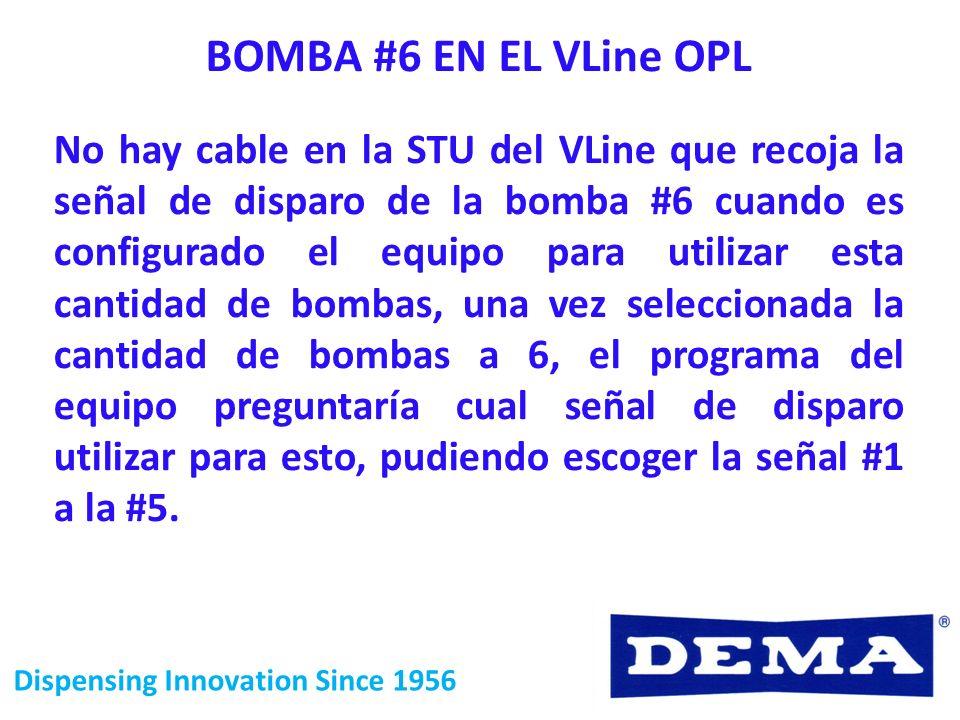 BOMBA #6 EN EL VLine OPL