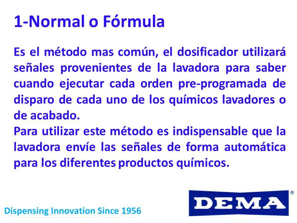 1-Normal o Fórmula