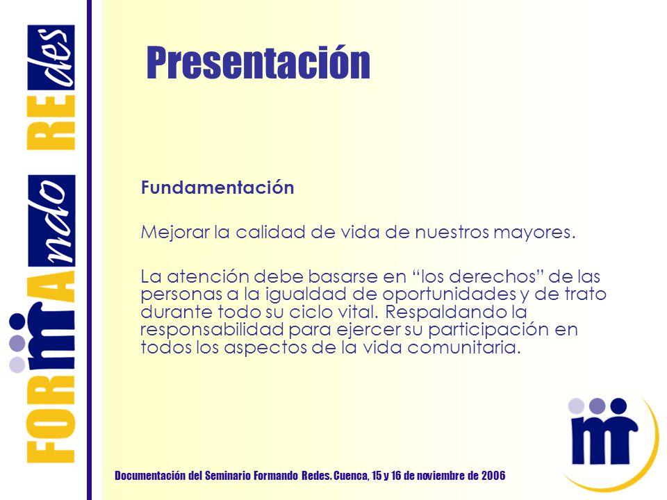 Presentación Fundamentación