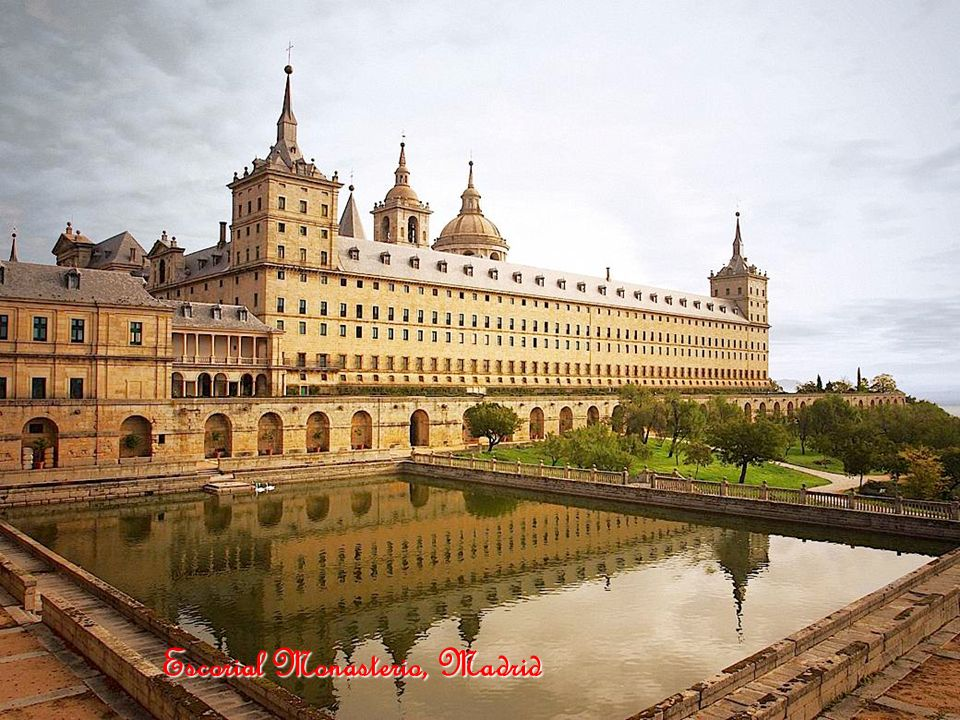 Escorial Monasterio, Madrid