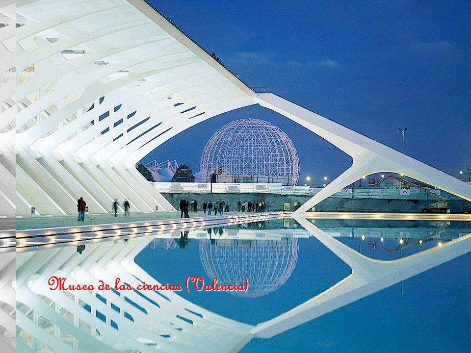 Museo de las ciencias (Valencia)