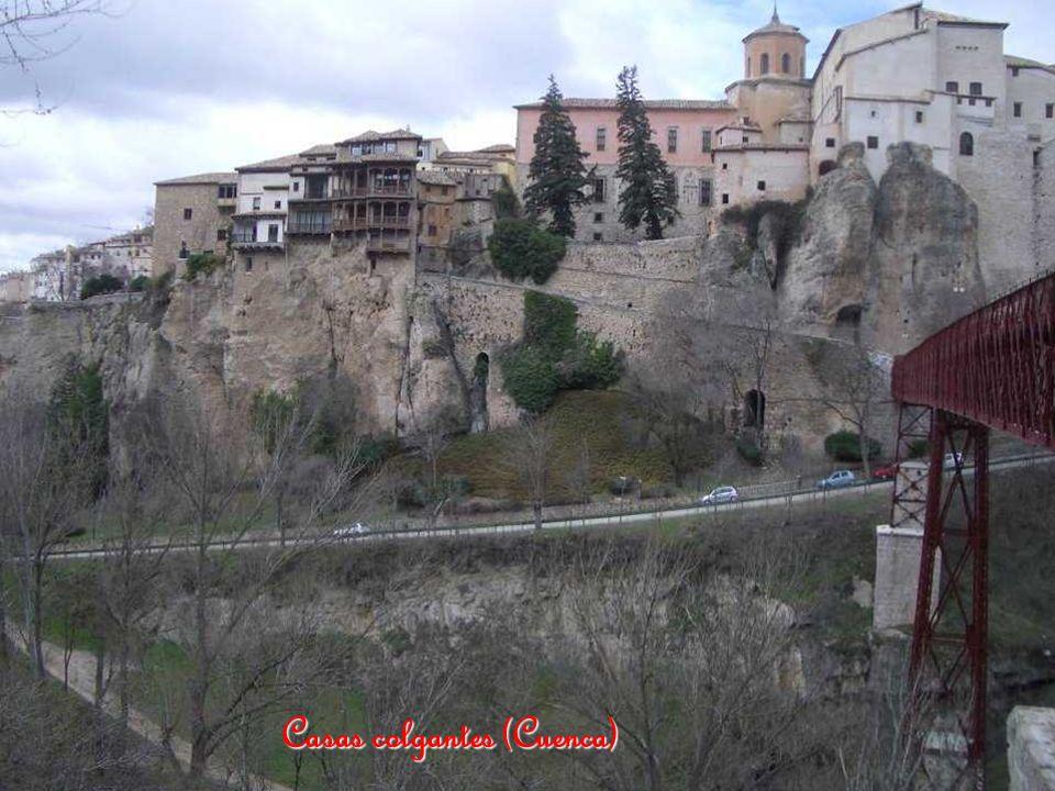 Casas colgantes (Cuenca)