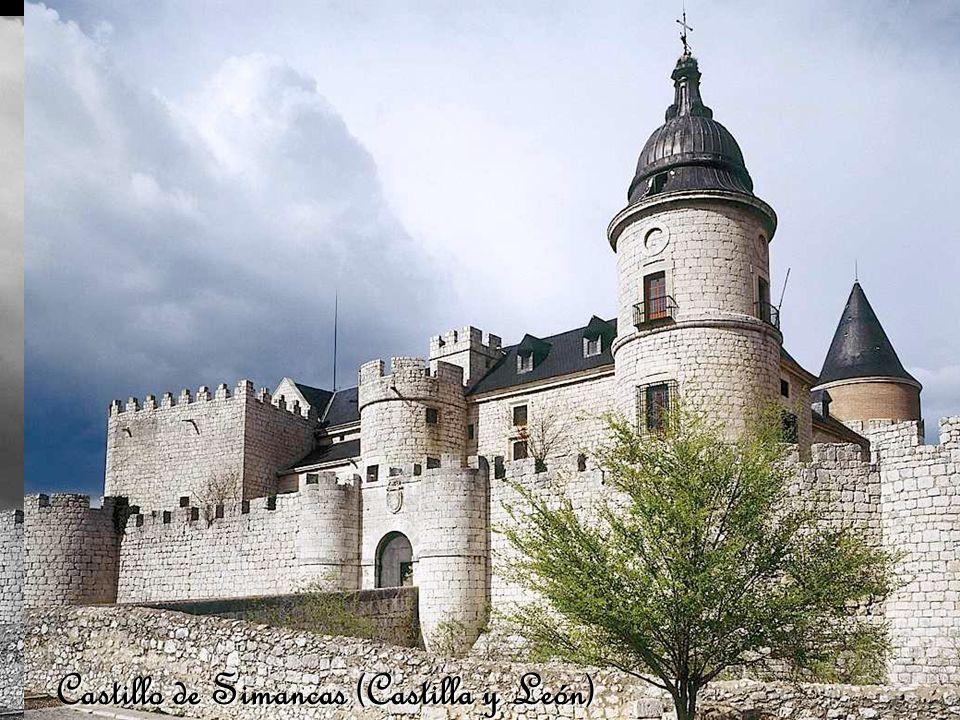 Castillo de Simancas (Castilla y León)