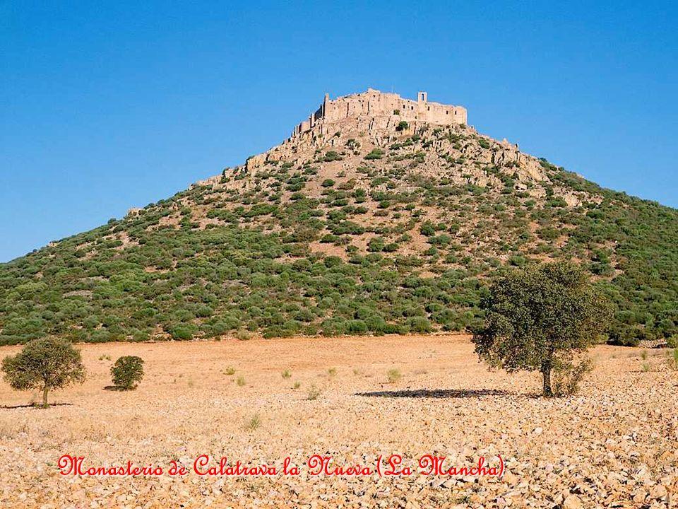 Monasterio de Calatrava la Nueva (La Mancha)