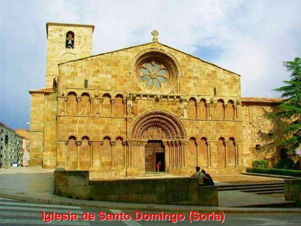 Iglesia de Santo Domingo (Soria)