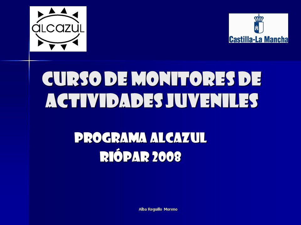 Curso de monitores de actividades juveniles
