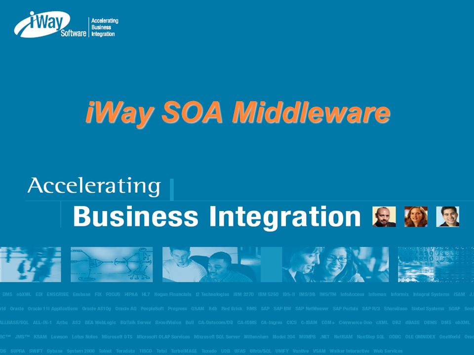 iWay SOA Middleware