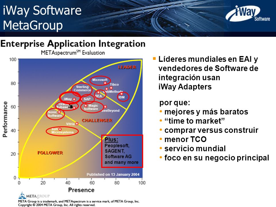 iWay Software MetaGroup
