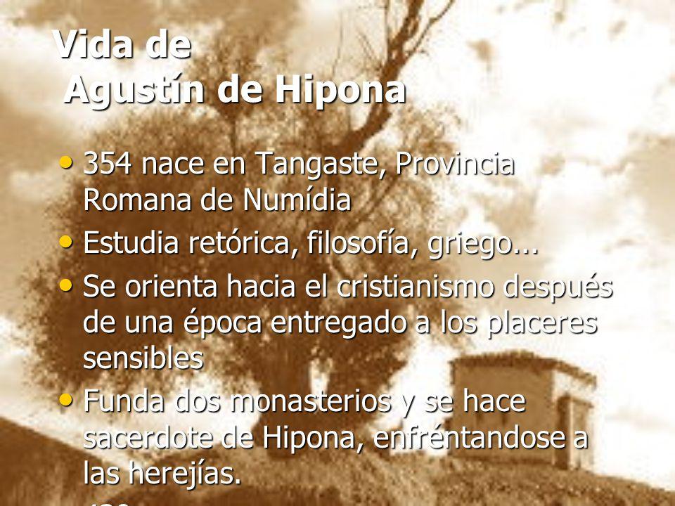Vida de Agustín de Hipona