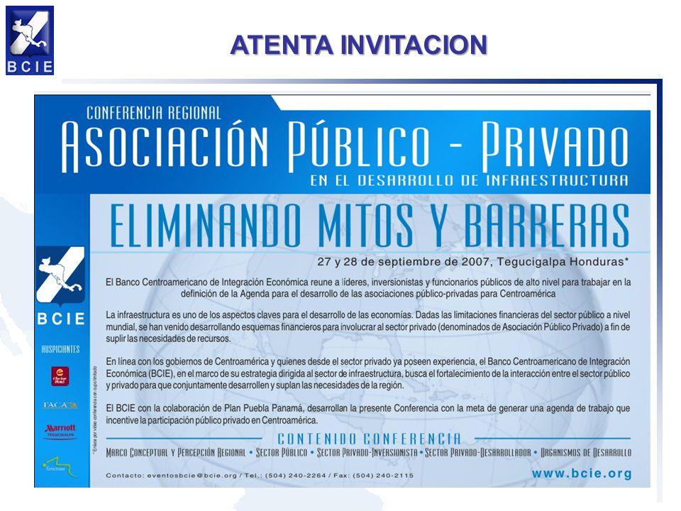 ATENTA INVITACION
