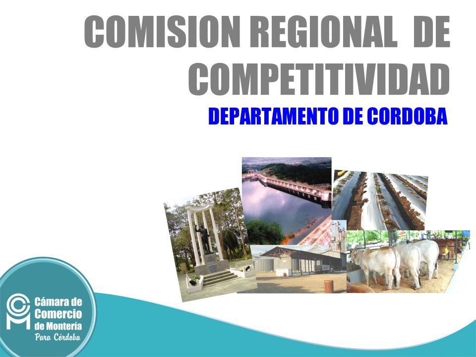 COMISION REGIONAL DE COMPETITIVIDAD