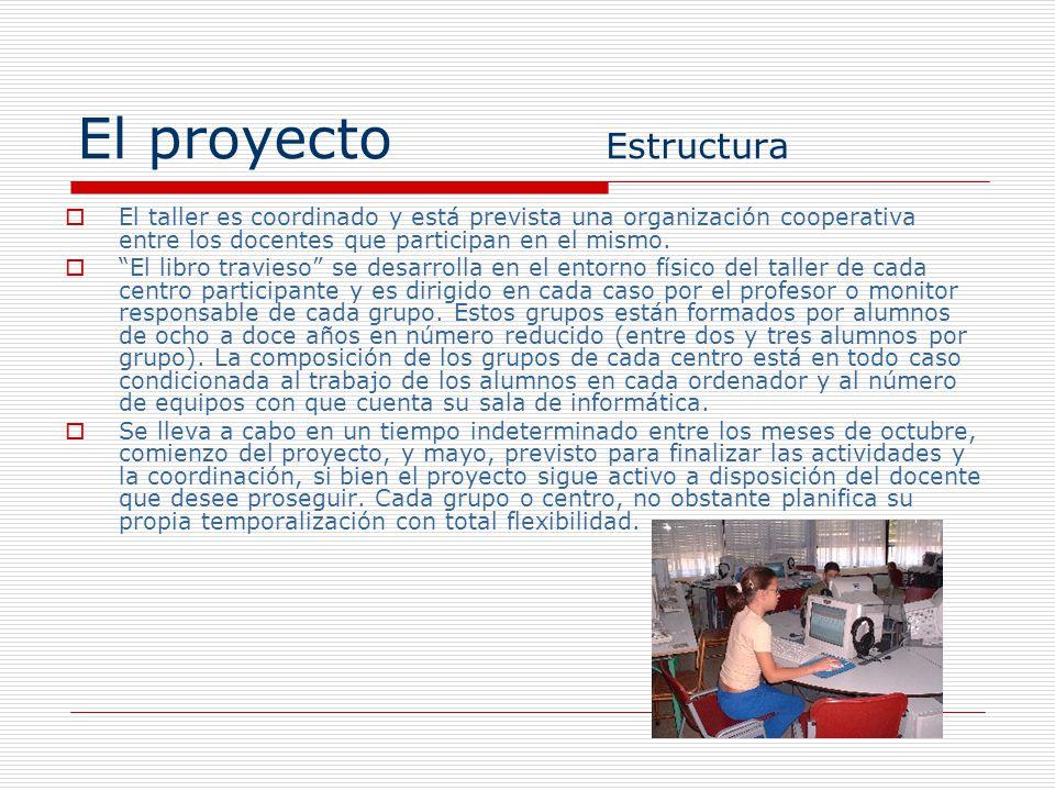 El proyecto Estructura