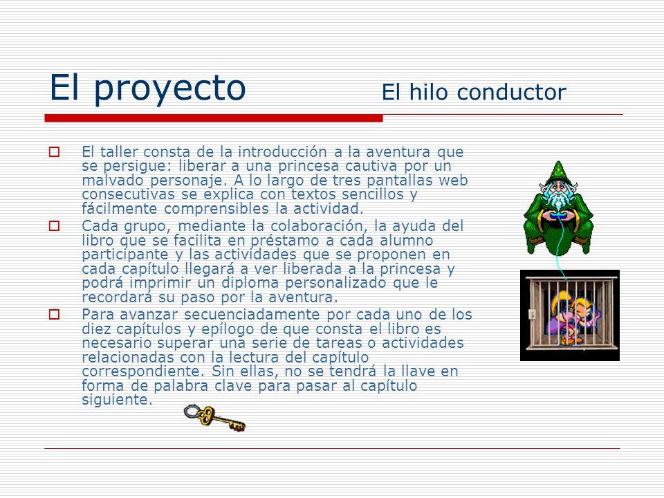 El proyecto El hilo conductor
