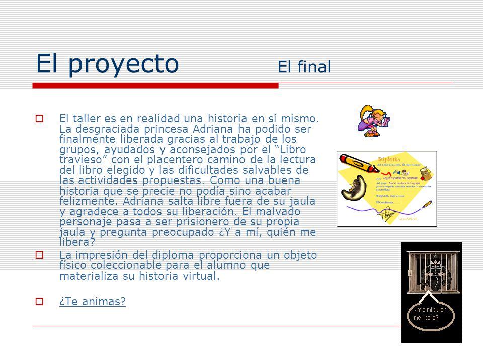 El proyecto El final