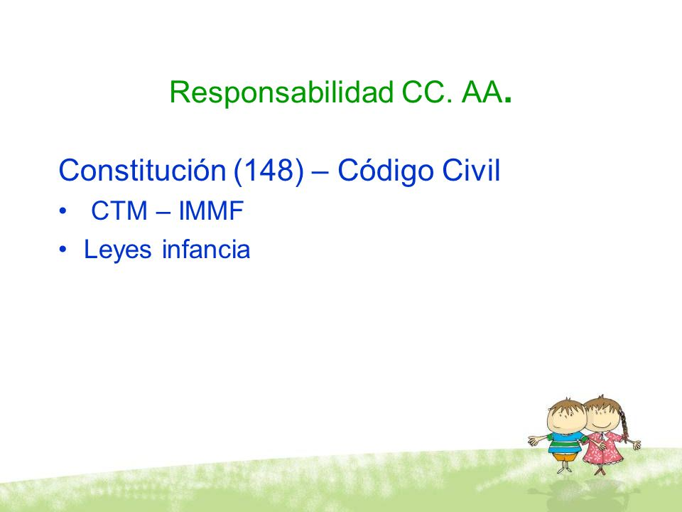 Constitución (148) – Código Civil
