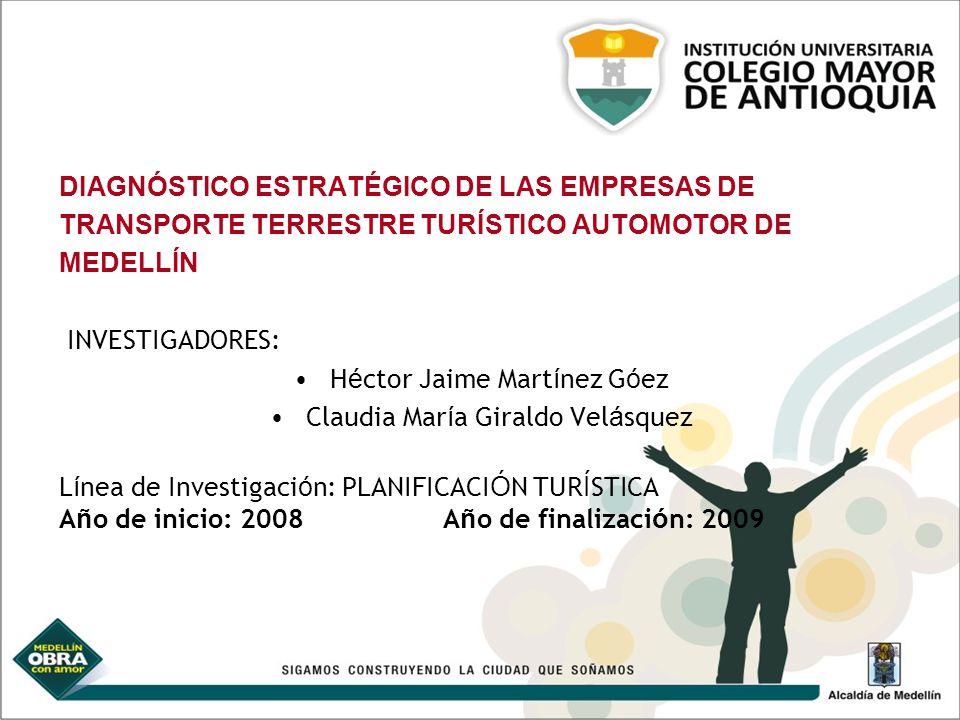 DIAGNÓSTICO ESTRATÉGICO DE LAS EMPRESAS DE