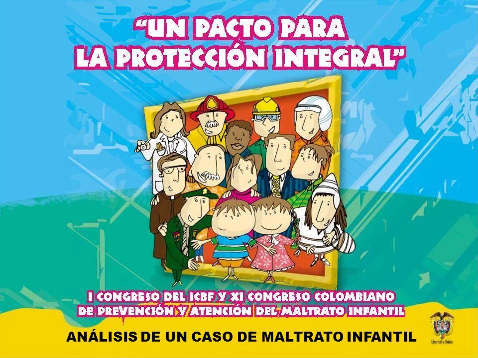 ANÁLISIS DE UN CASO DE MALTRATO INFANTIL