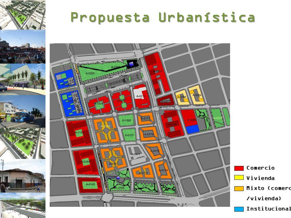 Propuesta Urbanística