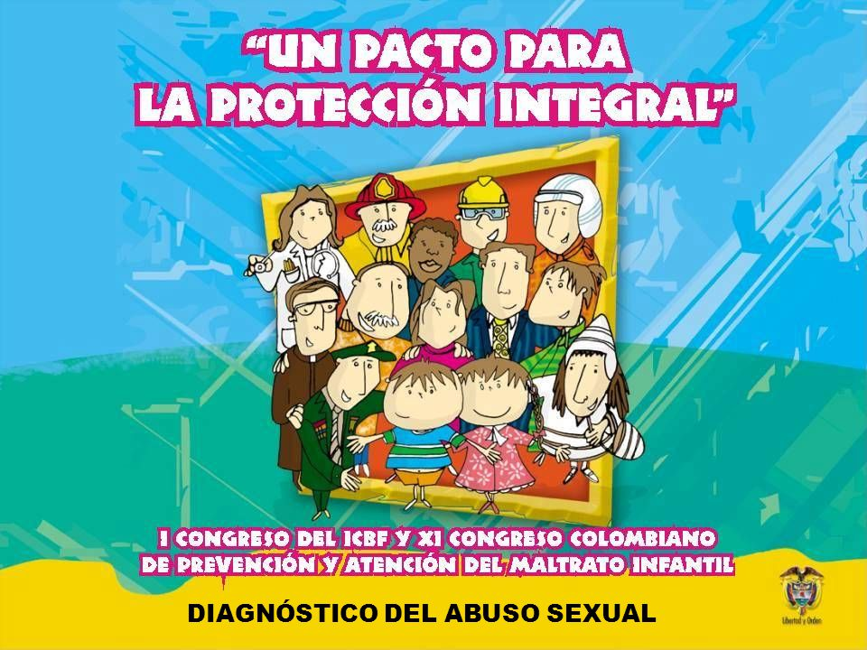 DIAGNÓSTICO DEL ABUSO SEXUAL