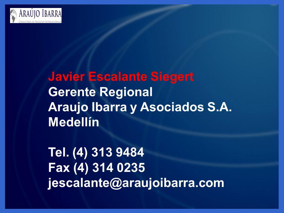 Javier Escalante Siegert