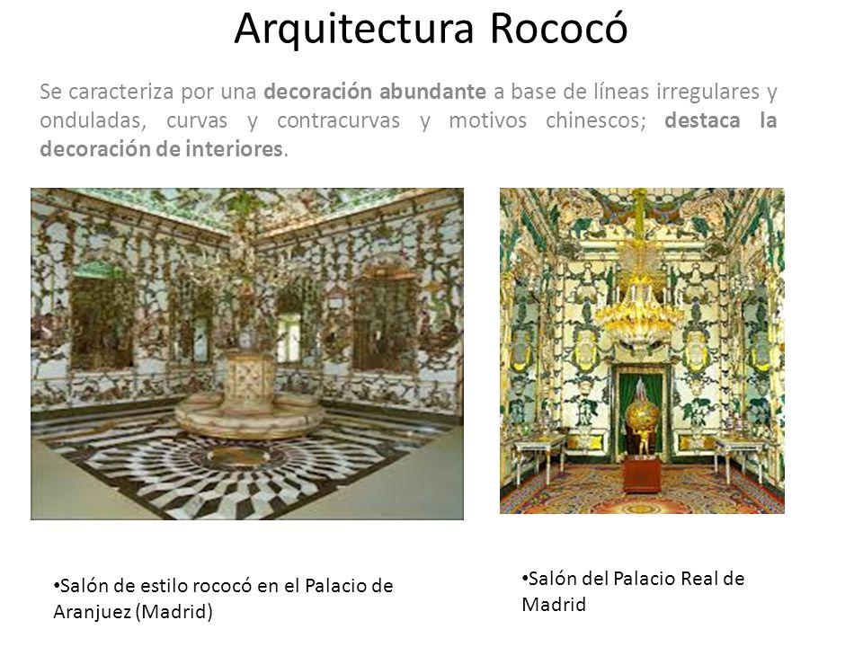Arquitectura Rococó