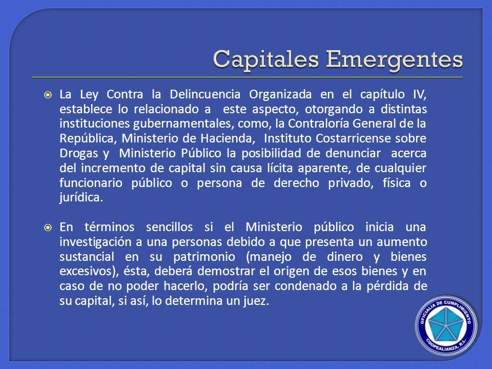 Capitales Emergentes