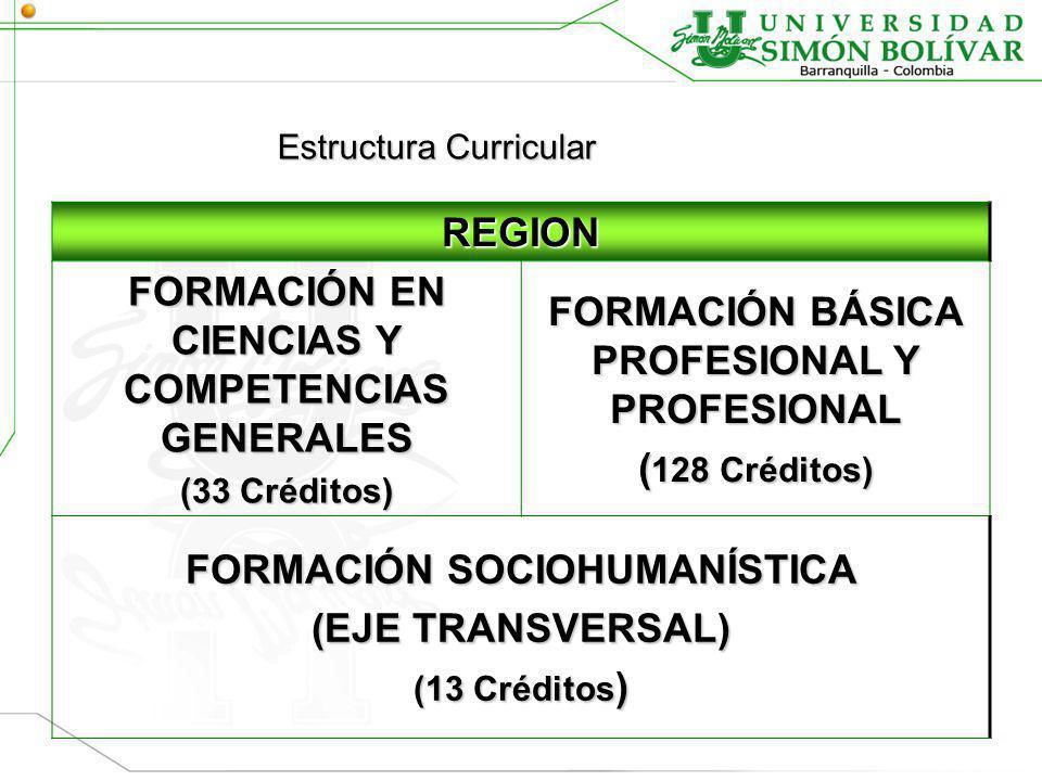 FORMACIÓN EN CIENCIAS Y COMPETENCIAS GENERALES