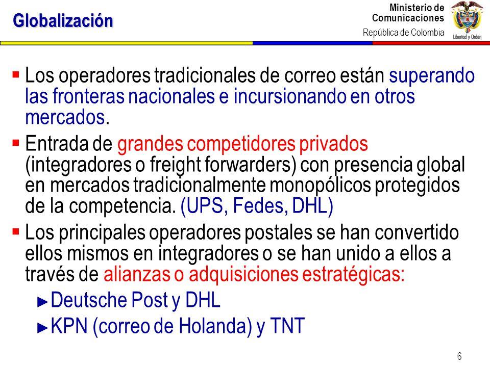 KPN (correo de Holanda) y TNT