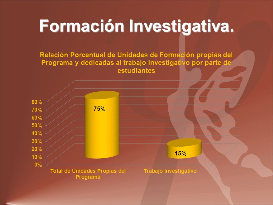 Formación Investigativa.