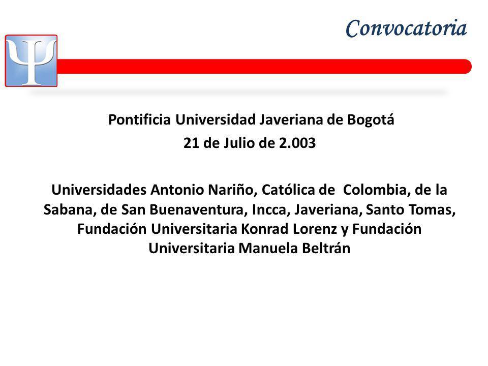 Pontificia Universidad Javeriana de Bogotá