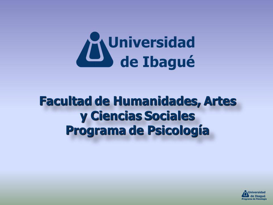 Facultad de Humanidades, Artes y Ciencias Sociales