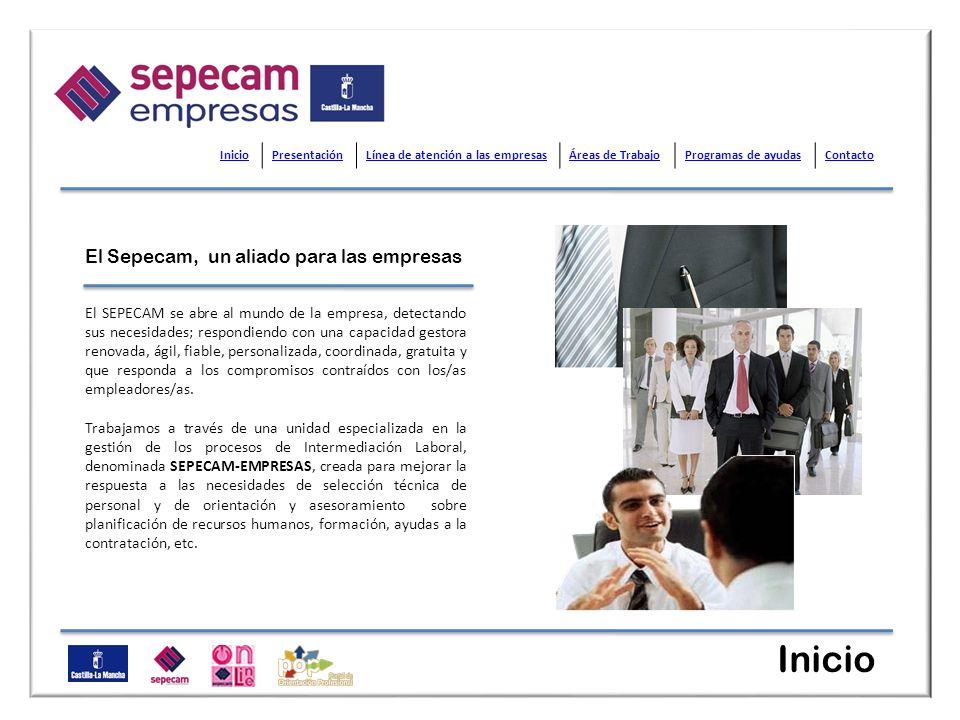 Inicio El Sepecam, un aliado para las empresas