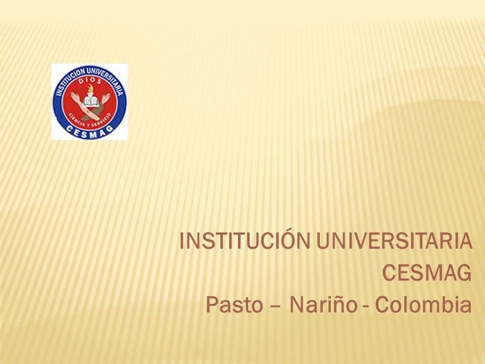 INSTITUCIÓN UNIVERSITARIA