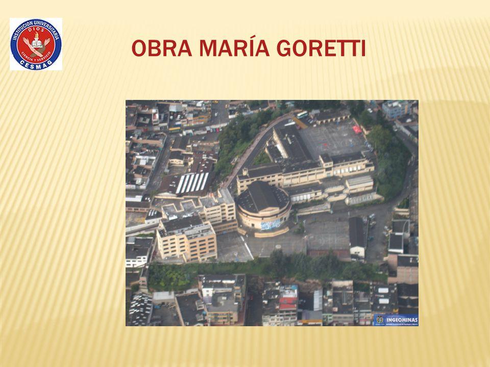 OBRA MARÍA GORETTI CESMAG